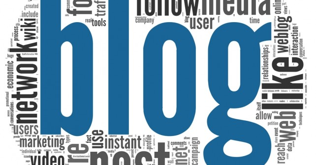 Waarom ik Blog (1/2)