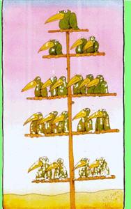 sociale ladder